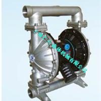 气动不锈钢四氟隔膜泵RG DN25