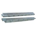供应硅酸铝输送链板固化炉链板