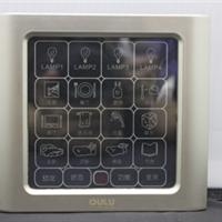 多控互控触摸屏夜光智能开关插座