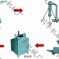 供应丽江各种新型木炭机尽在同丰机制木炭机厂