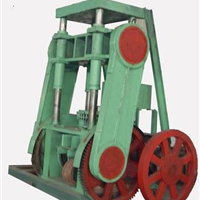 供应型焦成型压力机(压块机)