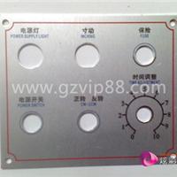 供应广州机械操作控制面板制作