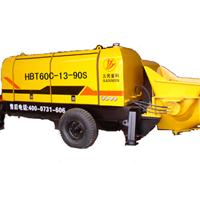 供应电动式混凝土输送泵