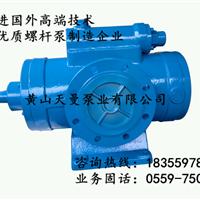立磨机稀油站润滑油泵3GR85×2W2