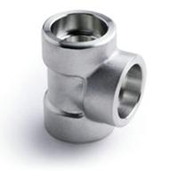 供应3000#螺纹承插焊接高压三通