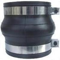 供应GJQ(X)-KG型卡箍式可曲挠橡胶接头