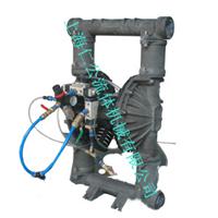 供应气动铝合金粉尘隔膜泵RG50