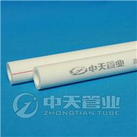 供应ppr管材管件,pert地暖管―中天管业