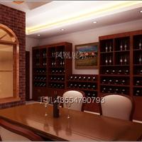 烟酒展柜订做/红酒展柜设计/深圳展柜厂