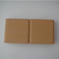供应陶土砖烧结砖耐磨砖紫砂广场砖路面砖透水砖通体砖