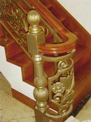供应上海铜栏杆,名门之秀专业生产铜栏杆