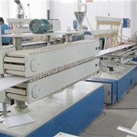 塑料吊顶扣板设备 天花板扣板生产设备