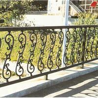 走廊铁艺栏杆