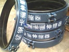 供应胶州电厂用锻压成型卡箍式柔性伸缩接头