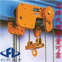 日本KITO(鬼头)SHB型超低举葫芦|低净空组合葫芦