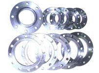 供应S31803,S32205双相不锈钢法兰锻件