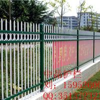 中晶特价直销南昌热镀锌栅栏、道路河滨、别墅小区栅栏安全环保