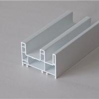 供应各种塑钢型材(60系列,80系列,88系列,彩色)