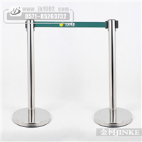 一米线,排队栏,不锈钢栏杆座定制