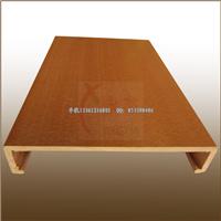 供应新疆 木塑 生态木 绿可木 厂家直销100*20天花