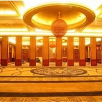供应惠州酒店屏风隔断 玻璃隔断