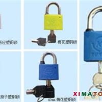 供应昆仑电力表箱锁,KUNLUN塑料挂锁,昆仑塑钢锁