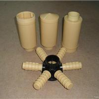 供应水处理配件 专业生产上下布水器 滤芯 超滤膜 中心管