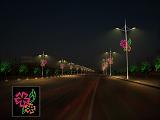 供应2012年最新款公路灯杆照明艺术灯画