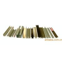 供应铝型材天花 型材铝方通 铝方通系列 木纹铝方通