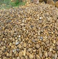 广东鹅卵石、天然黄蜡石、景观石特点