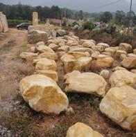 平台石、景观石价格、黄蜡石