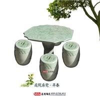 供应陶瓷桌凳 手绘青花桌凳 景德镇陶瓷桌凳