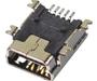 ��Ӧ MINI USB 5P/ F B�� SMT