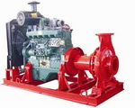 供应XBC柴油机消防泵