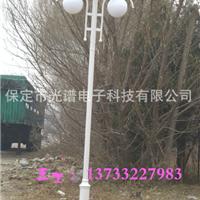 供应邯郸太阳能LED路灯太阳能庭院灯厂家
