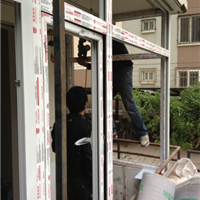 供应德国维盾断桥铝门窗隔音窗 北京盛大门窗公司