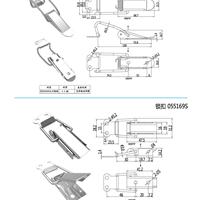 供应锁扣,搭扣,箱扣,搭锁,电动三轮车配件