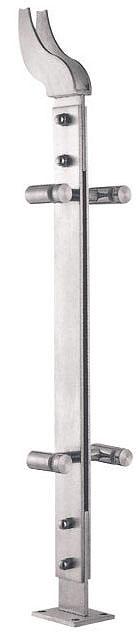 不锈钢楼梯立柱批发/不锈钢立柱价格/不锈钢立柱
