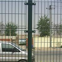 供应双边丝护栏网厂家、双边丝护栏网价格、双边丝护栏网批发