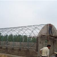 供应节能型钢管镀塑大棚骨架