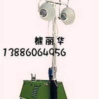 北京手摇升降移动照明灯塔