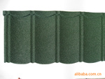 中国质量较好的金属彩砂瓦专业加工、销售