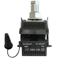 供应电缆分支器GN3-120、1KV接地线夹、防水盒厂家