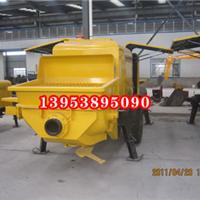河北乐亭县最大水平输送距离600米/细石泵高压输送管道沙浆泵