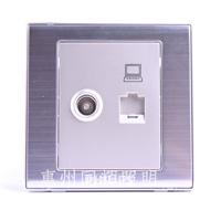 飞利浦 Q8-801TV-PC 电视/电脑插座