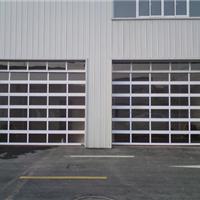 供应法式透明门、4s展厅车库门厂家特供