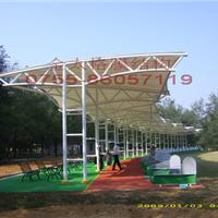供应高尔夫发球台膜结构工程