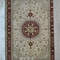 供应手工真丝地毯,波斯地毯6x9Feet 005
