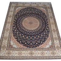 供应手工真丝地毯,波斯地毯,羊毛毯,地毯 013