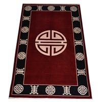 供应手工波斯地毯,锦茂丝毯,100%桑蚕丝手工编织 017